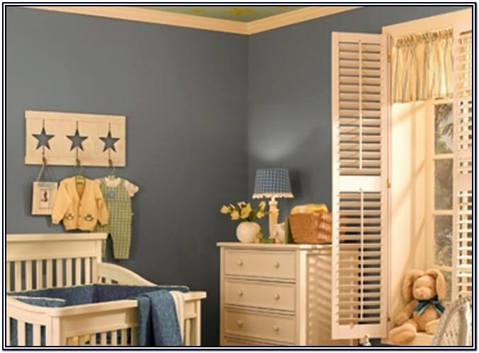 Baby Boy Wall Paint Ideas