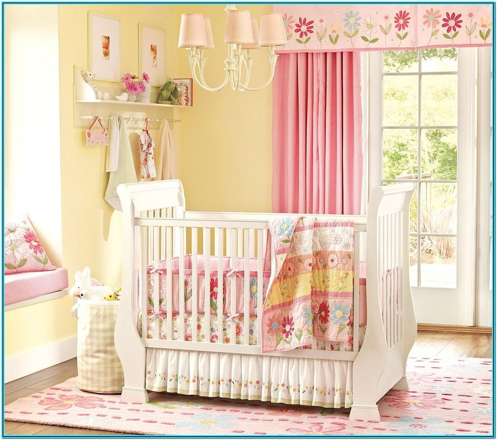 Baby Girl Nursery Paint Ideas