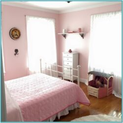 Baby Girl Pink Paint Colors
