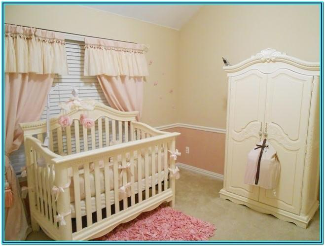 Baby Girl Room Paint Ideas