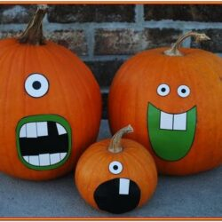 Baby Pumpkin Painting Ideas