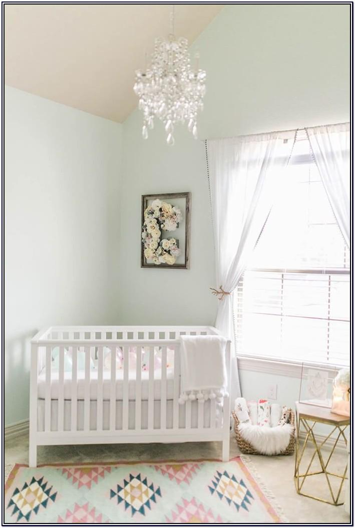 Baby Room Wall Colour Ideas