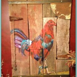 Barn Board Painting Ideas