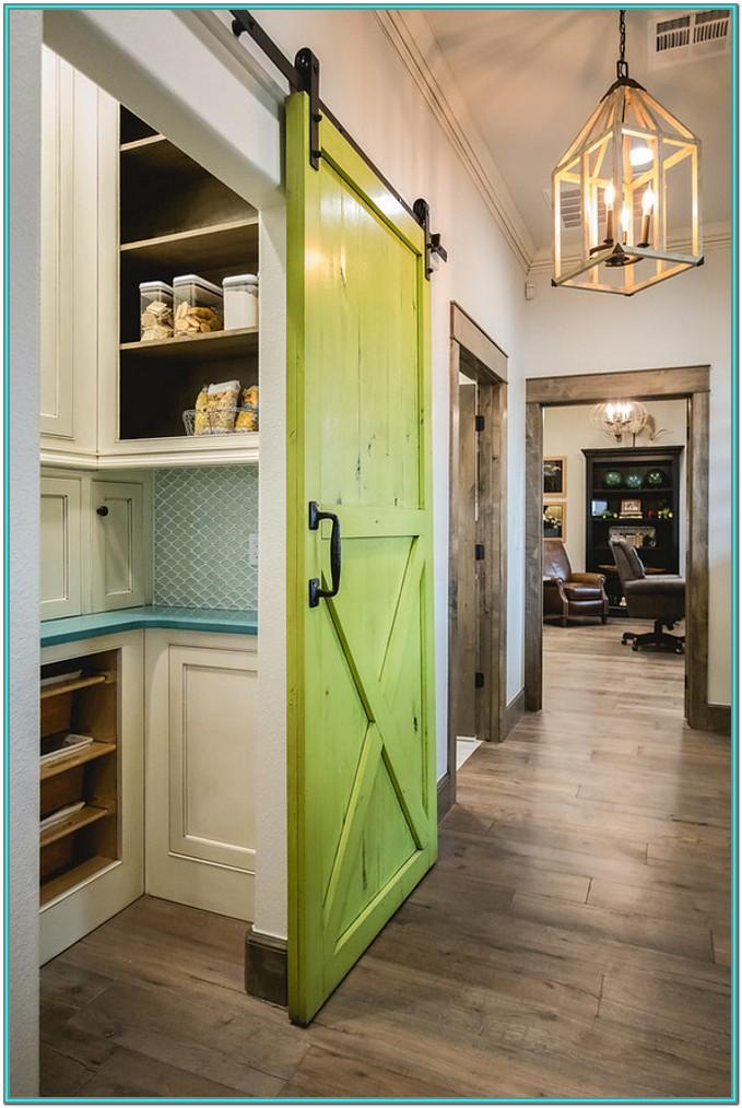 Barn Door Painting Ideas