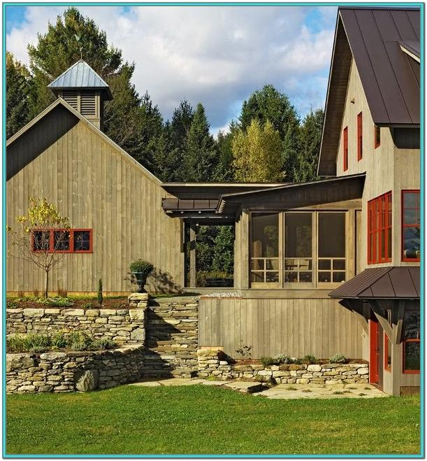 Barn Paint Color Ideas