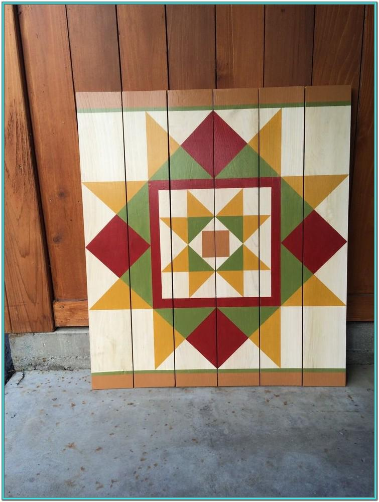 Barn Quilt Painting Ideas