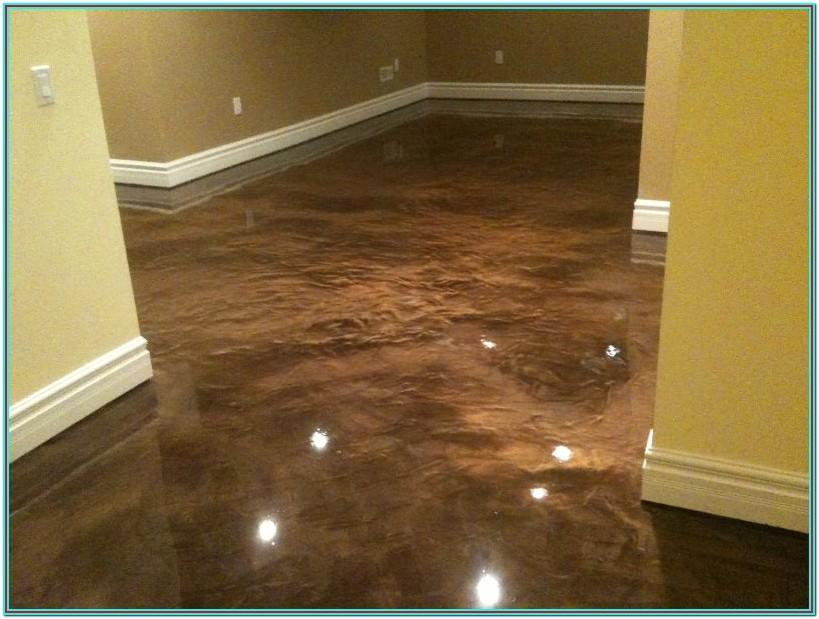 Basement Floor Paint Colors 2018