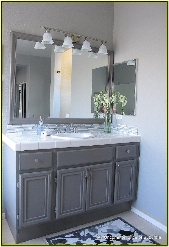 Bathroom Cabinet Paint Colors