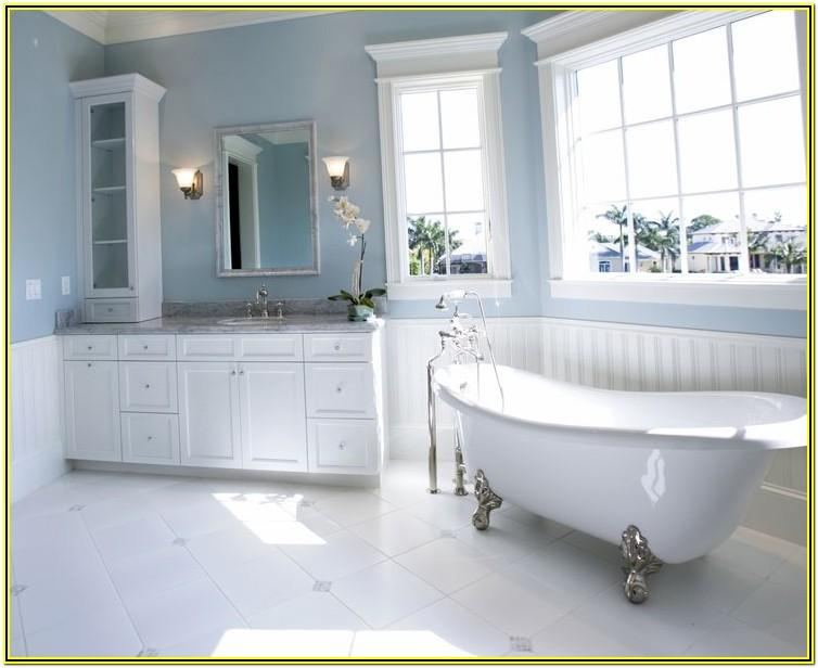 Bathroom Paint Ideas 2018
