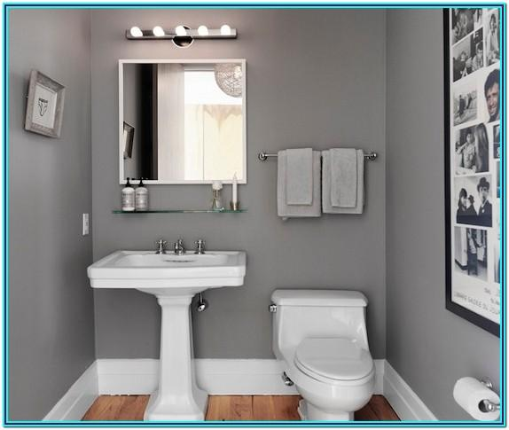 Bathroom Paint Ideas For Small Bathroom