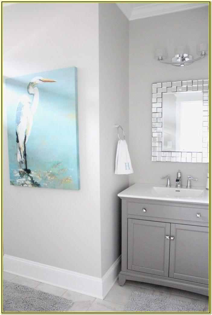 Bathroom Paint Ideas Gray