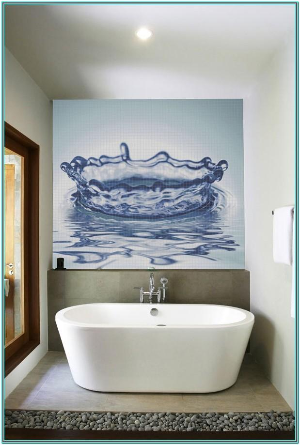 Bathroom Painted Wall Ideas