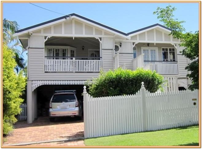 Beach House Exterior Colours Australia