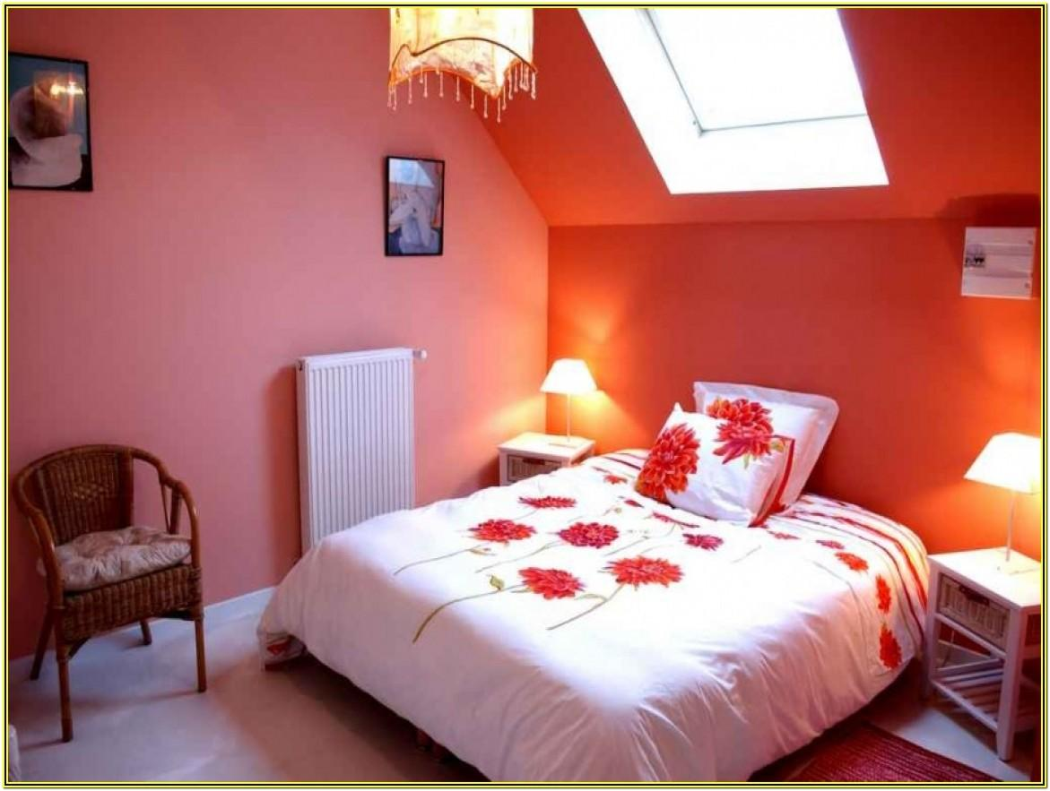 Bedroom Paint Ideas Orange