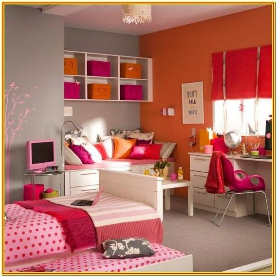 Best Colors For Teenage Girl Bedrooms