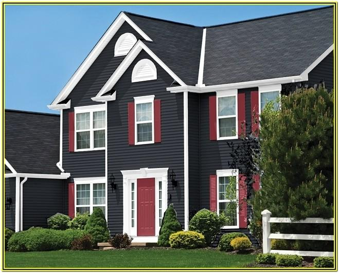 Best Dark Grey Exterior Paint Colors