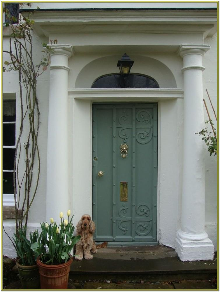 Best Front Door Colours Uk