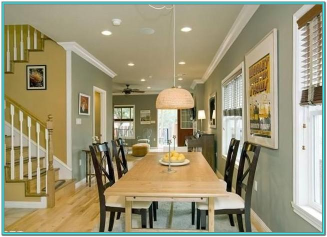 Best Open Floor Plan Paint Colors