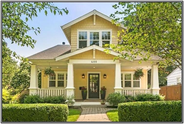 Best Yellow House Paint Color