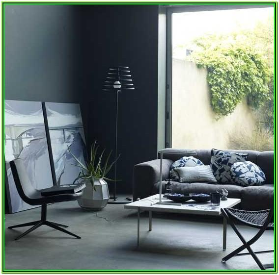Black And Grey Living Room Theme