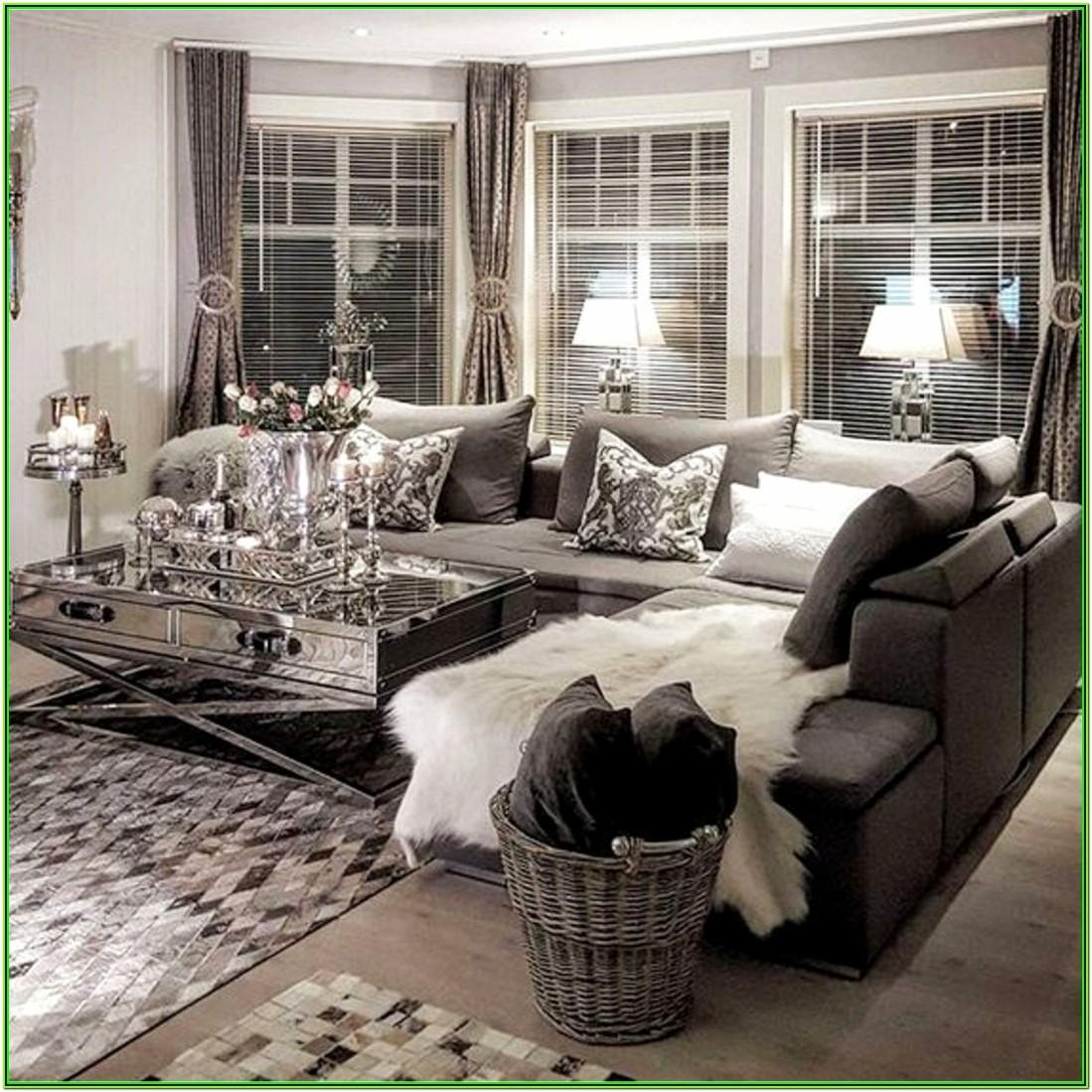 Black And Grey Living Room Wall Decor