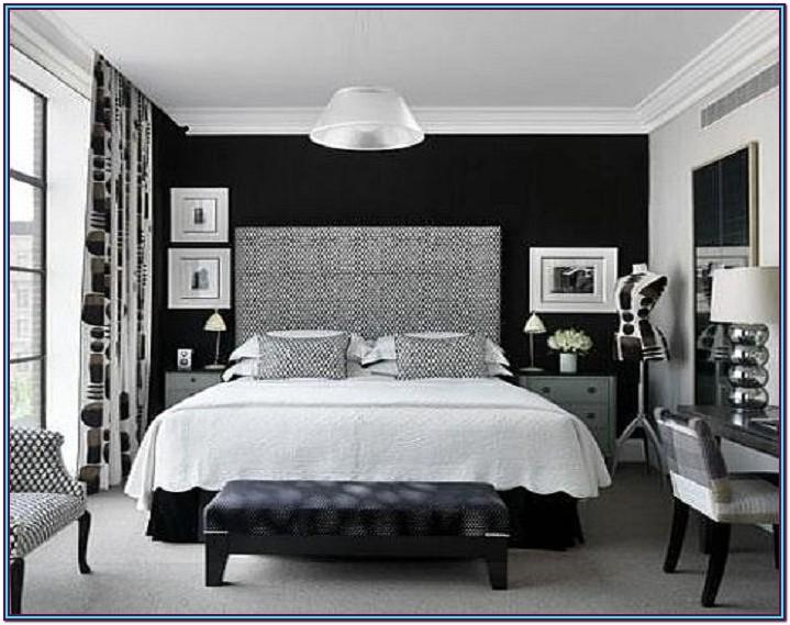 Black And White Wall Paint Ideas