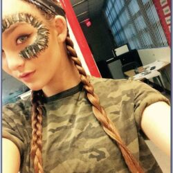 Black Face Paint Ideas For Hunting