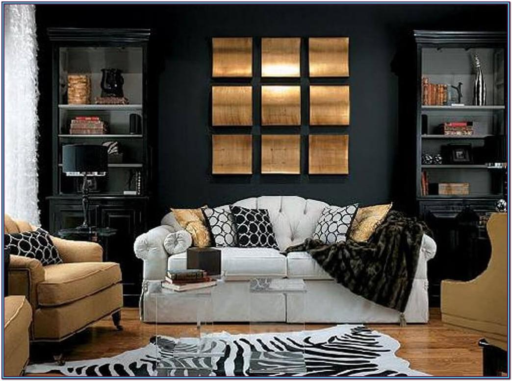 black wall color ideas