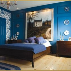 Blue Room Painting Ideas