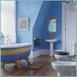 Blue Wall Paint Ideas
