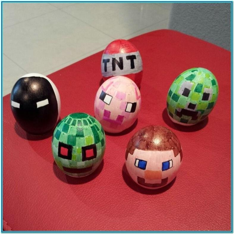 Boiled Egg Painting Ideas
