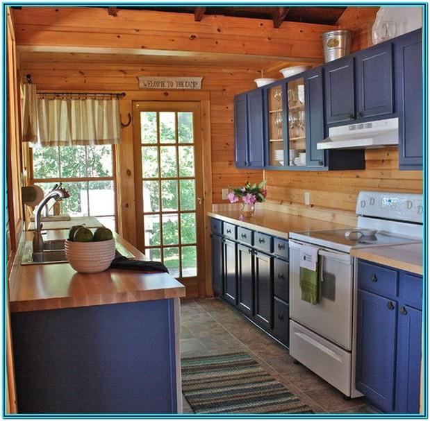 Bold Paint Colors For Kitchens