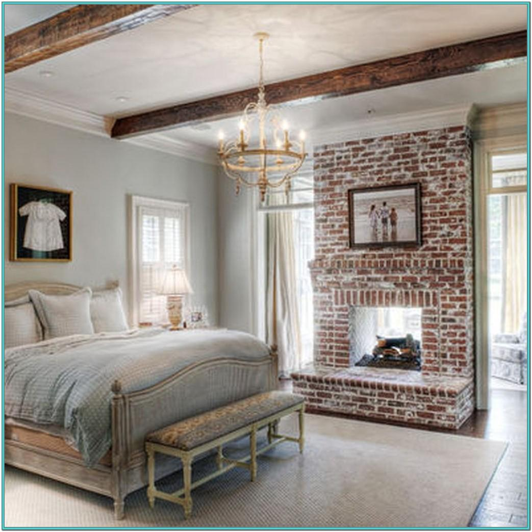 Brick Wall Bedroom Paint Ideas