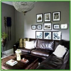 Brown And Gray Living Room Decor