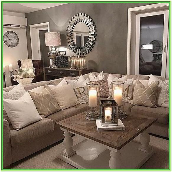 Brown And Grey Living Room Decorating Ideas
