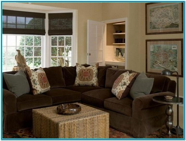 Brown Paint Living Room Ideas