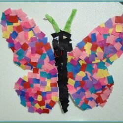 Butterfly Painting Ideas For Preschoolers