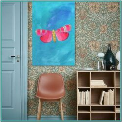Butterfly Wall Painting Ideas