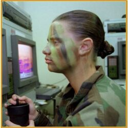 Camouflage Face Paint Images