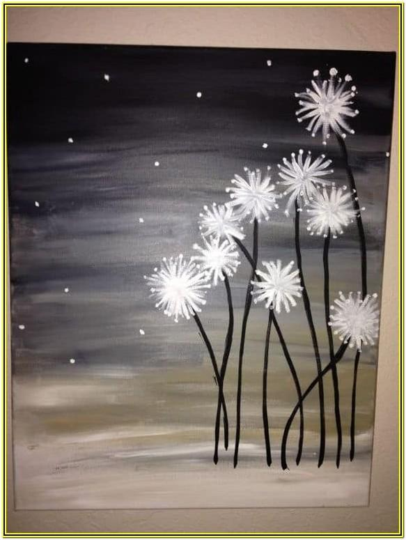 Canvas Painting Ideas Simple