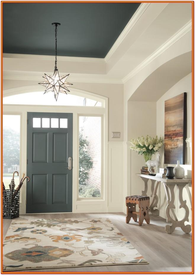 Ceiling Paint Colour Ideas