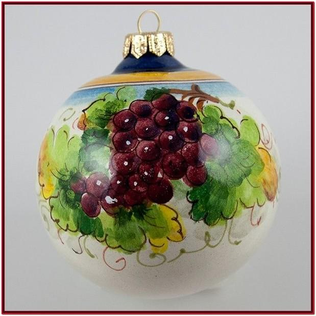 ceramic ornament painting ideas