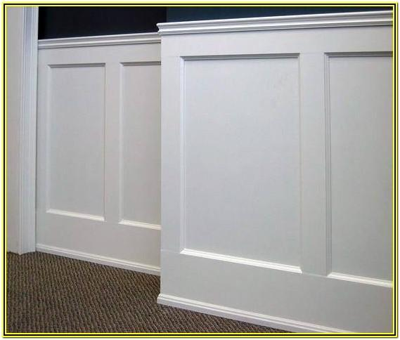 Chair Rail Molding Paint Ideas