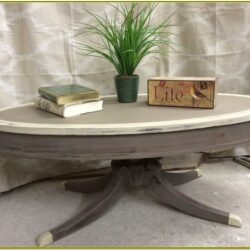 Chalk Paint Coffee Table Ideas