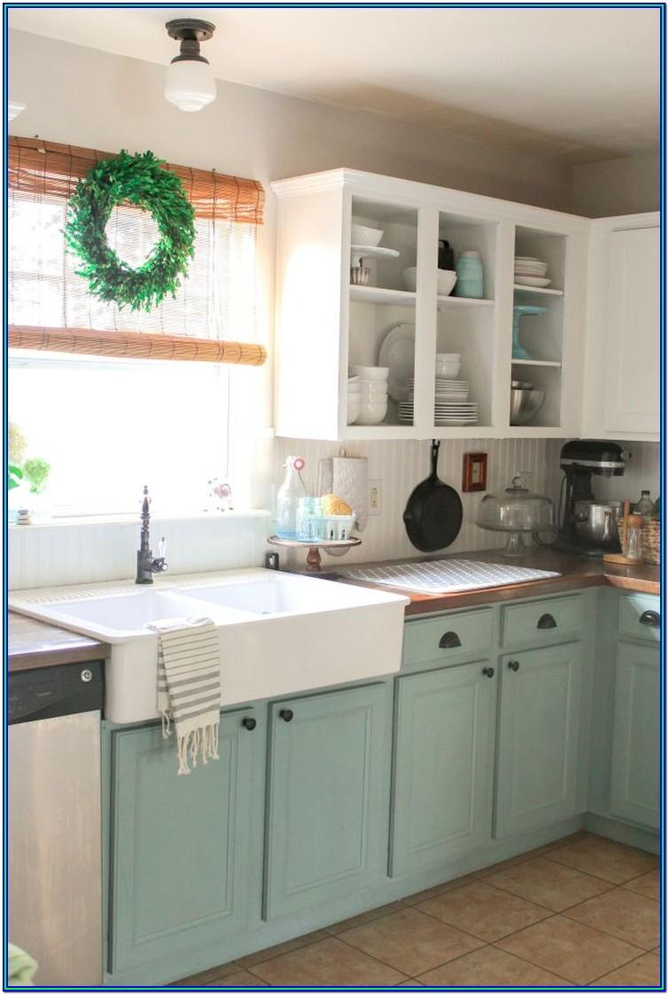 Chalk Paint Ideas For Cabinets