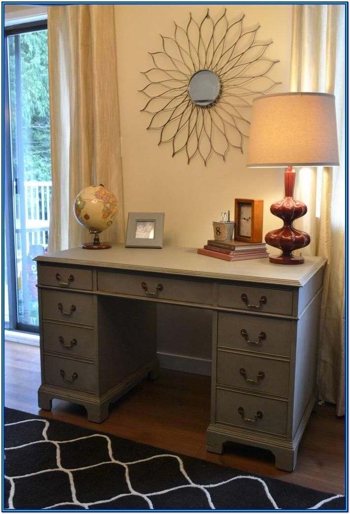 Chalk Paint Ideas For Desk