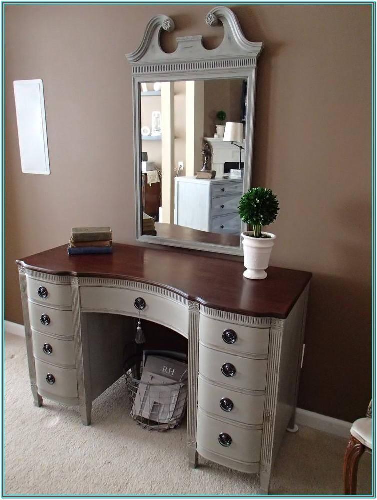 Chalk Painted Desk Ideas