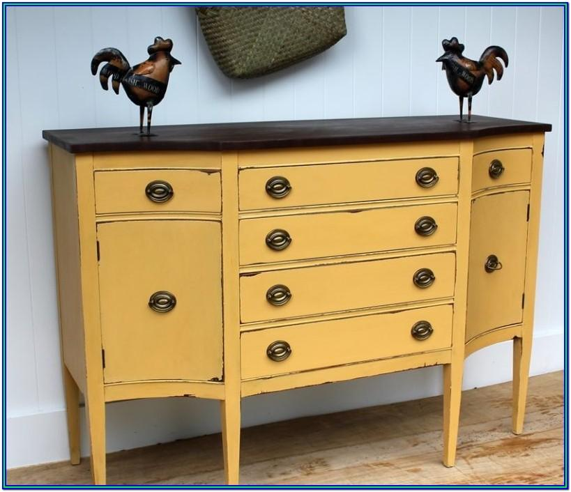 Chalk Painted Dresser Ideas
