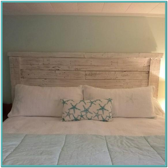 Chalk Painted Headboard Ideas