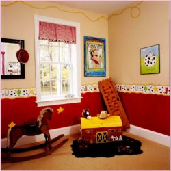 Childrens Bedroom Ideas Paint